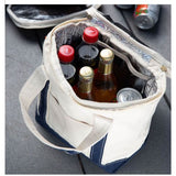 Insulated Lunch Cooler Boat Tote