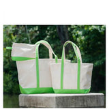 Medium Large Boat Tote Canvas