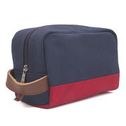 Hey Handsome Shaving Kit Navy Red