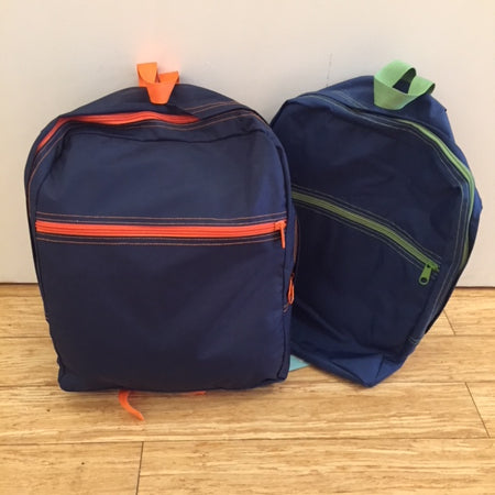 Kids Medium Nylon Backpack