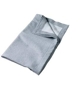 Sweatshirt Blanket Gray