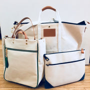 Boulevard Avery Jumbo Tote Parker Tote Laptop Sleeve