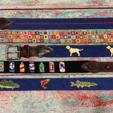 Good Threads Needlepoint Belt