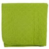 Utility Canvas Quited throw blanket