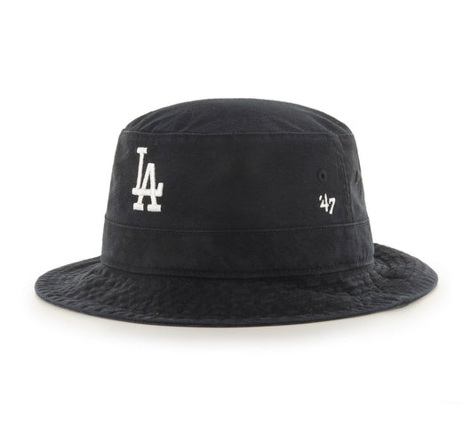 '47 Brand // LA Dodgers bucket hat in Black