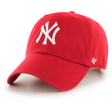 '47 BRAND // NY YANKEES RED TONAL '47 CLEAN UP