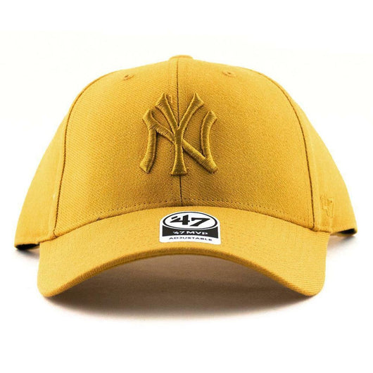 '47 Brand // New York Yankees Wheat '47 MVP Snapback
