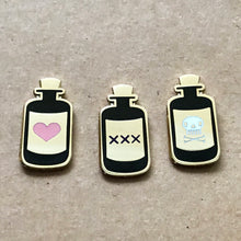 Pick Your Poison Pin Set - Gold
