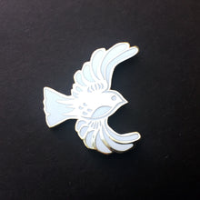 Bird Enamel Pin *Gold*