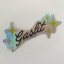 Gaslit Glitter Sticker