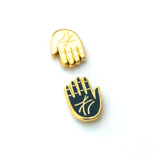 Palm Pin *Black*