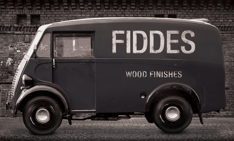 Fiddes & Sons Wood Finishes
