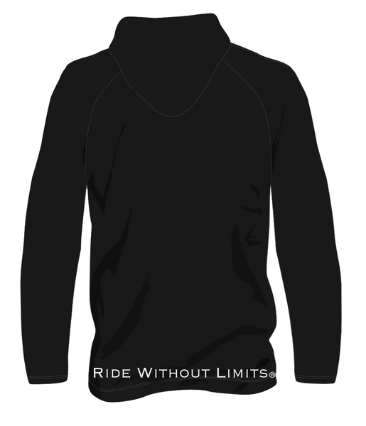 Live To Ride Hoody - Ride Without Limits