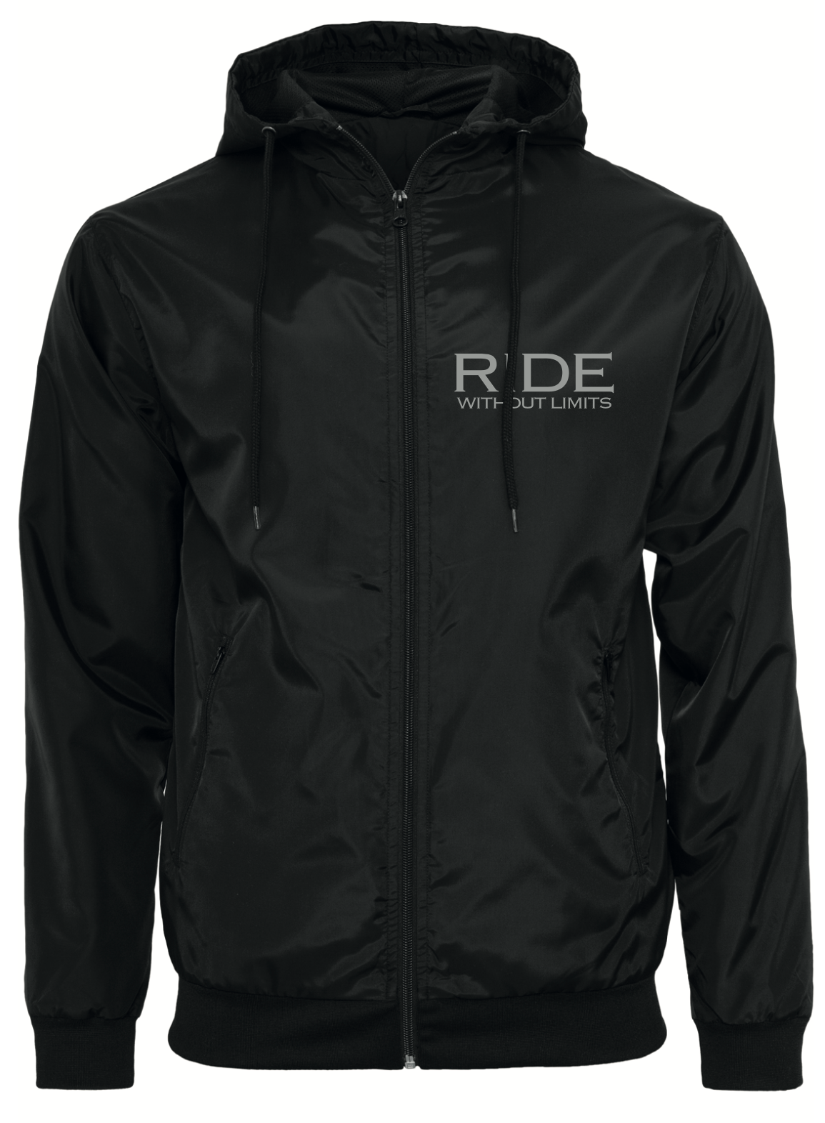 RIDE Without Limits Windrunner - Reflective Silver