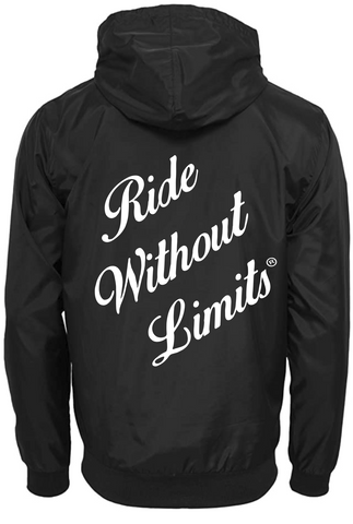 Ride Without Limits Signature Windrunner