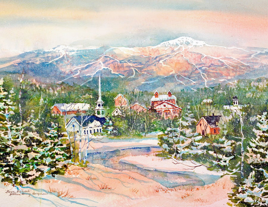 Stowe Mountain Village