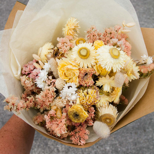 Cheerful - Dried Bouquet
