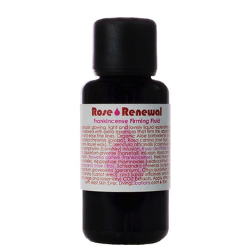 Rose Renewal Frankincense Firming Fluid