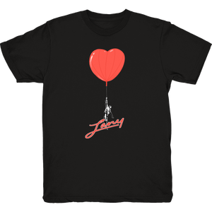 heart won't let me t-shirt