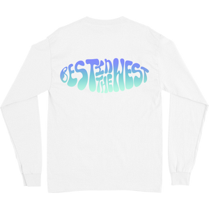 best in the west l/s t-shirt