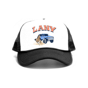 LANY Racing trucker hat