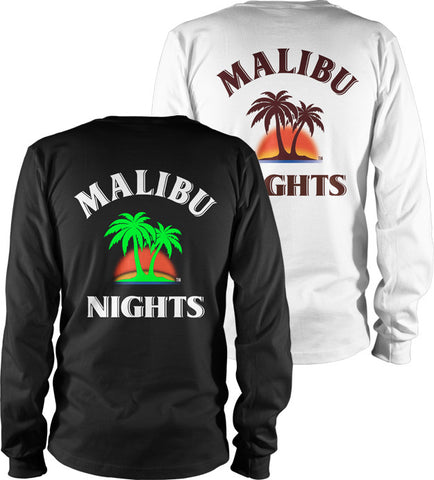 MALIBU NIGHTS L/S T-SHIRT