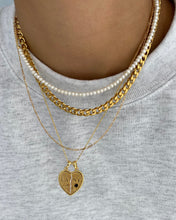 Load image into Gallery viewer, lany heart necklace