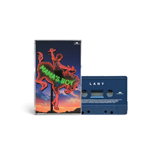 """mama's boy"" collectible cassette 1/4: lany"