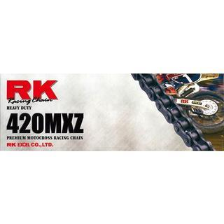 RK RK 420 MXZ 126L  RACE CHAIN