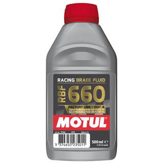Motul MOTUL RBF660 RACING BRAKE FLUID 500ML