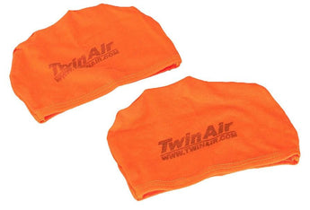 Twin Air Sock Skins 2x Pack Motocross Dirt Bike Motorbike Off Road Air Filter Cover Skins