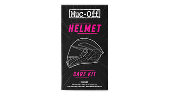 Muc-Off Helmet Care Kit Cleaner Anti Fog Motocycle MX Motorsport Racing