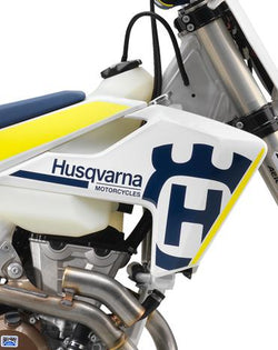Husqvarna SPOILER KIT WHITE           17