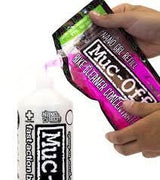 Muc-Off Motorcycle Cleaner Biodegradable Concentrate Nano Tech MX Dirt 500ml