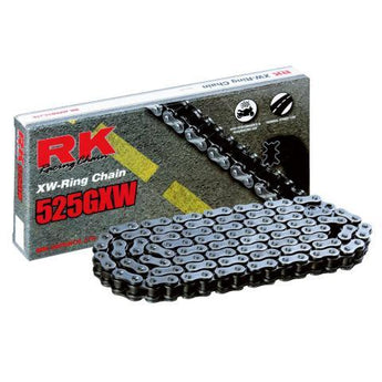 RK RK525GXW x 120L XW'RING XTRA HD CHAIN