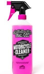 Muc-Off Biodegradable Motorcycle Cleaner Nano Tech Spray 1L Bicycle MX Dirt