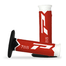 Progrip Triple Density 788 Extra Slim Grip Red White Black