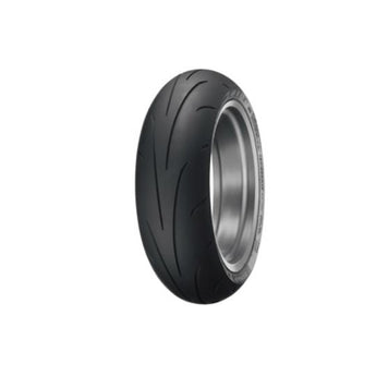 Dunlop Q3 190/55ZR17 75W REAR CARBON
