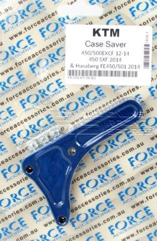 Force KTM/HUSQ/BERG CASE SAVER BLUE