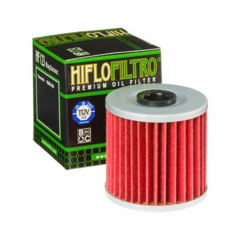 HiFlo OIL FILTER HF123 KAWASAKI