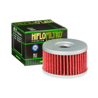 HiFlo OIL FILTER HF137 SUZUKI (DR650S)