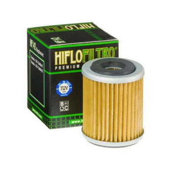 HiFlo OIL FILTER HF142 YAMAHA 1UY