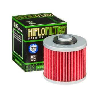 HiFlo OIL FILTER HF145 YAMAHA 4X7