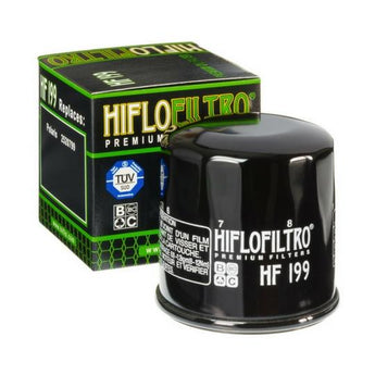 HiFlo HF199 INDIAN OIL FILTER HIFLO