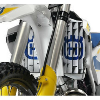 Husqvarna STICKER FOR RADIATOR PROTECTION