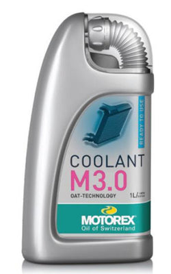 Motorex Anti-Freeze M3.0 Ready to Use 1 Litre