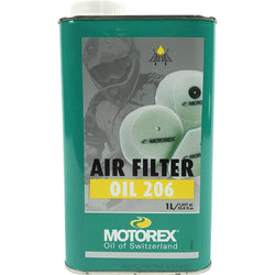 Motorex Air Filter Oil 206  - 1 Litre