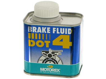 Motorex Brake Fluid Dot 4 - 250ml