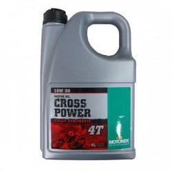 Motorex Cross Power 4T 10W60  - 4 Litre