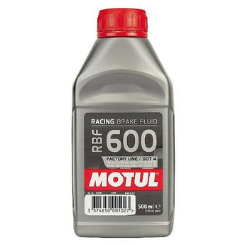 Motul MOTUL RBF600 RACING BRAKE FLUID 500ML